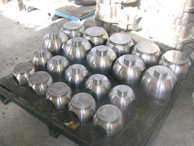 Casting and Machining KEFA-04