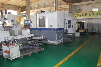 Machining and manufacturing factory KEFA-03