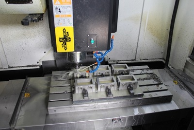 Machining and manufacturing factory KEFA-04
