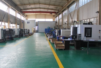 Machining and manufacturing factory KEFA-01